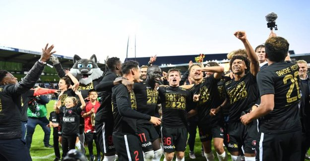 FC Guldjylland: 20 abatement against the gold in 2020