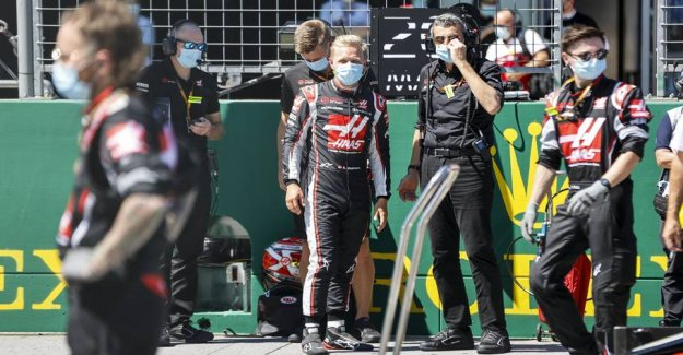 Haas-boss encouraged: Kevin's feedback and hope