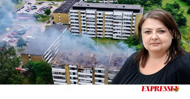 Hayley SiweTvång on the home insurance policy is not an adult solution