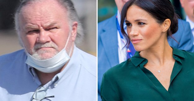 His father's harsh words to Meghan: don't Like what she has become