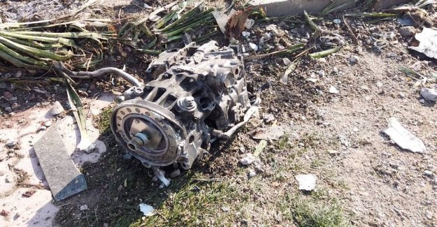 Iran: Radarfejl behind the shooting down of the airliner