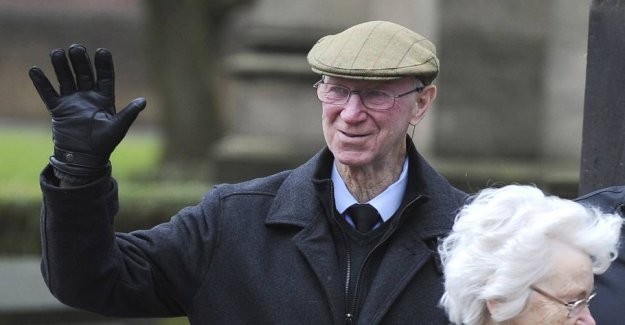 Jack Charlton is the death - 85 years old