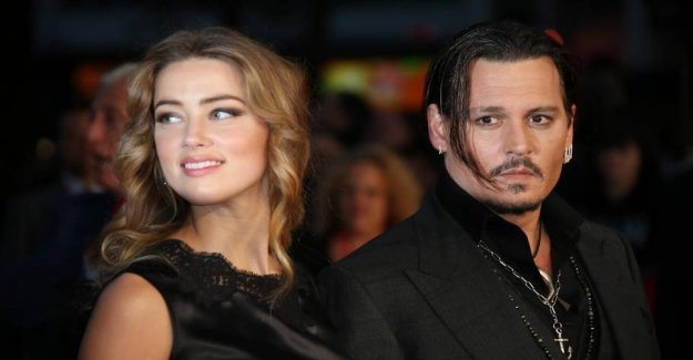 Johnny Depp: It was she who was violent