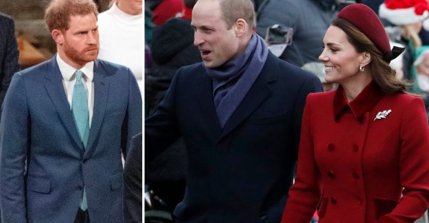 Kate's warning to Harry, and Meghan headed to the crack