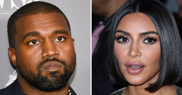 Kim and Kanyes emotional reunion – Kim was crying hysterically