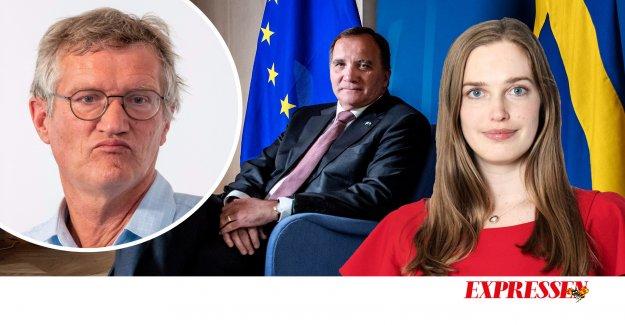 Linda JerneckLåt, not the government, to get away for the next crisis