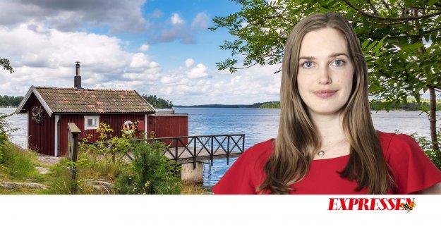 Linda JerneckSätt an end - state, will not steal, waterfront property