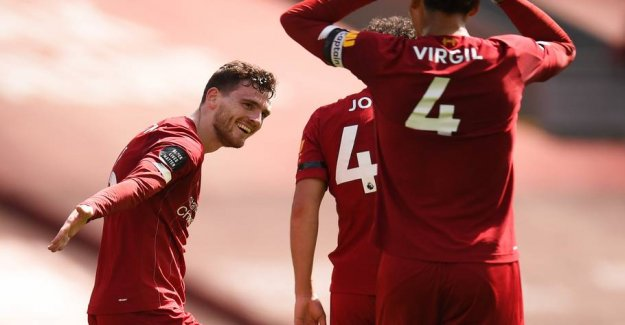 Liverpool stumble in hunting pointrekord