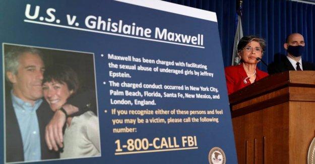 Maxwell declares himself innocent in the Jeffrey Epstein case