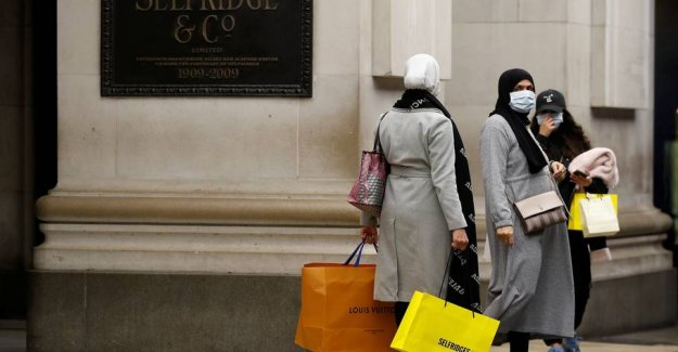 Media: Masks in the shops in England will be compulsory