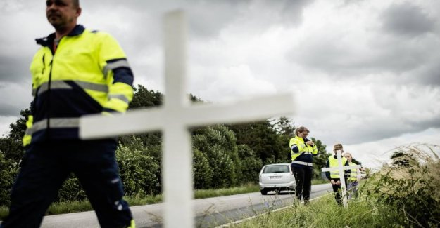 Neighbours to dødsvej: We will not gather more deaths up