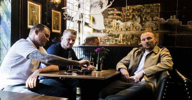 Obscene Danish band in violation of homosexuals