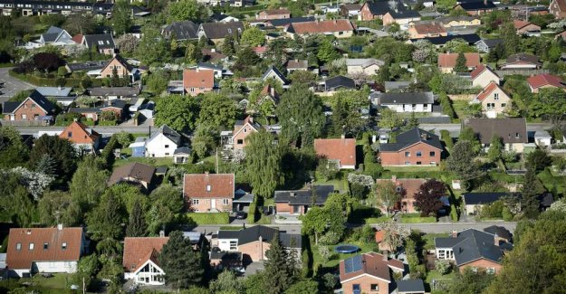 Offer of villas and townhouses is the lowest in ten years