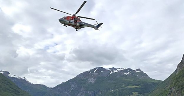 One-year child drowned in the river in Norway