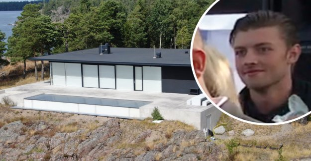 Place the Stenbeck-a son sells luxury houses in the Stockholm archipelago