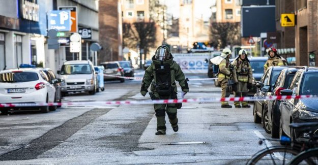 Police stop investigation of the bomb threat against advertising agency