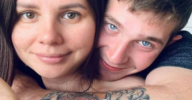 Pregnant with a 20 year younger stepson: Now they are married