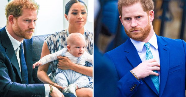 Prinsparet is suing the photographer for the pictures of her son Archie