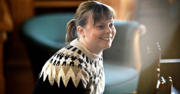 Qvortrup: - Joy Mogensen is the weak animals in the herd