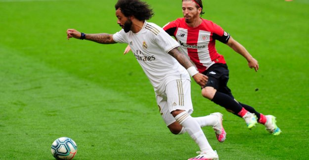 Real Madrid is creating more than the results suggest