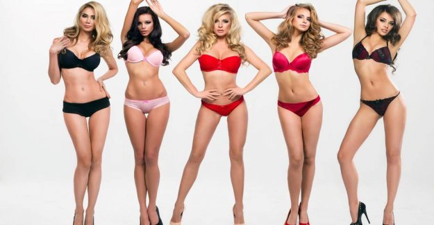 Researchers: Here's the naughtiest lingerie