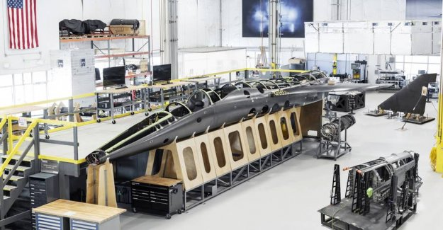 Revives dream: Passengers will be flying with 2.2 times the speed of light