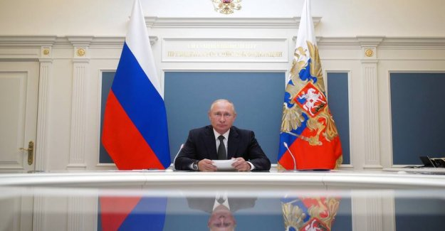 Russians are voting on the possibility of re-election of Putin to 2036