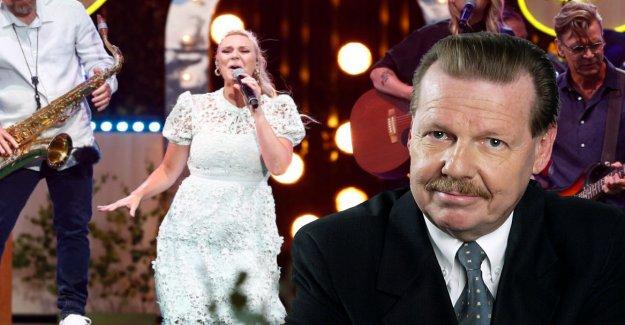Sanna's enthusiasm alone is not enough – 'allsången' has lost momentum