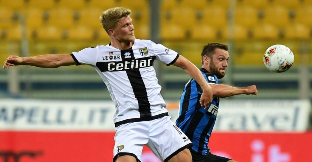 Schöne and Cornelius helps in vain for goals in Serie A