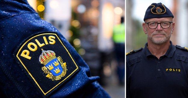 Several of the people arrested as a result of rånvåg in Gothenburg, sweden