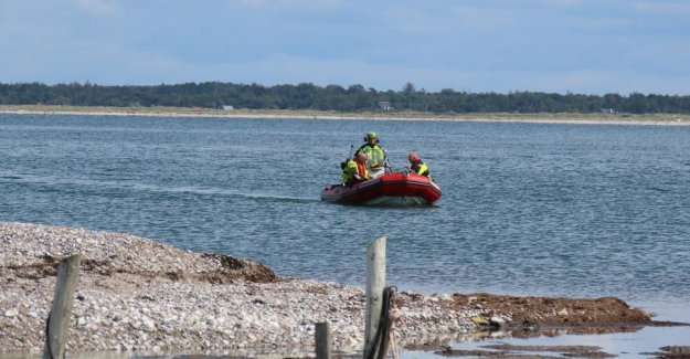 Smoke in the water: a 68-year-old fisherman death