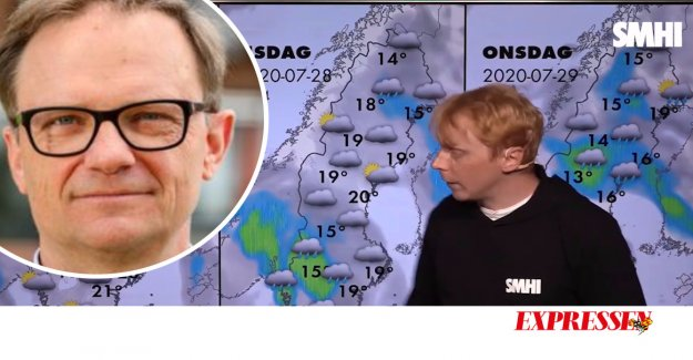Swedish meteorological and hydrological institute, is not alone on the dark side
