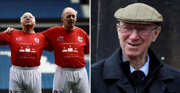 The English legend Jack Charlton is dead