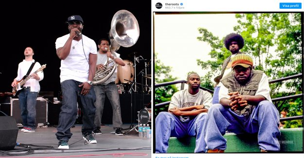 The Roots rapper Malik B (of the death
