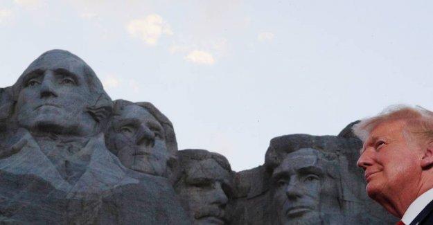 Trump criticizes demolitions of statues