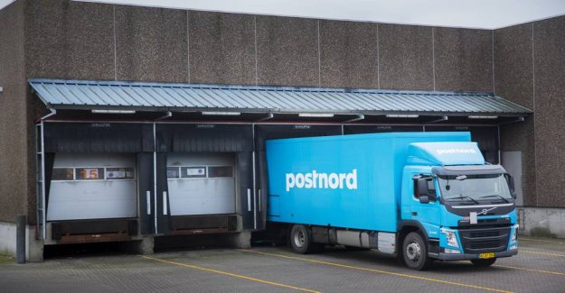 Ups-mail reveals: the Government will give PostNord 112 million
