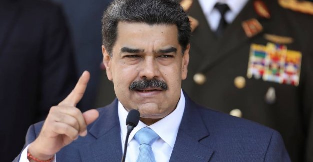 Venezuela dropper to throw the ambassador to the european UNION out of the country