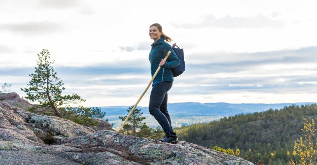 Victoria's adventure, on skis, on horseback, in a canoe, and in the mountains