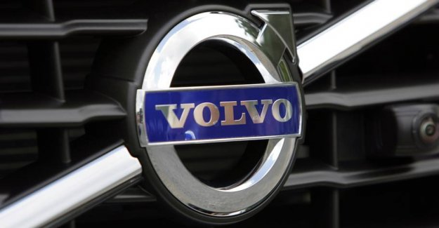 Volvo is recalling over 14,000 cars in Denmark