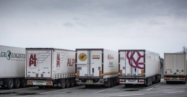 Wednesday is the make or break for the drivers on Europe's roads