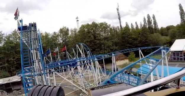 Woman dead after fall from roller coaster