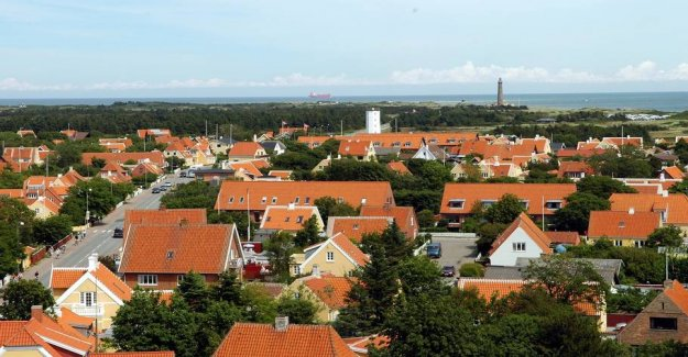 You need to go to Skagen in week 29? They keep an eye on you