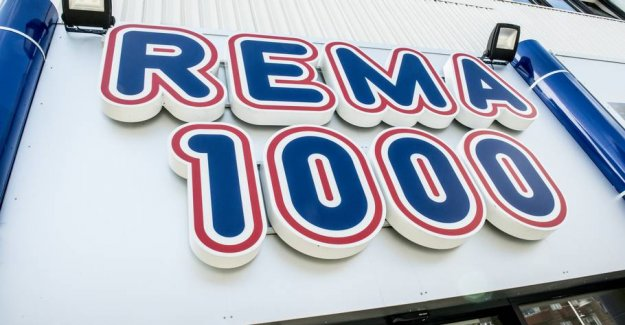 Zero clean-up: Rema 1000 days for the old food