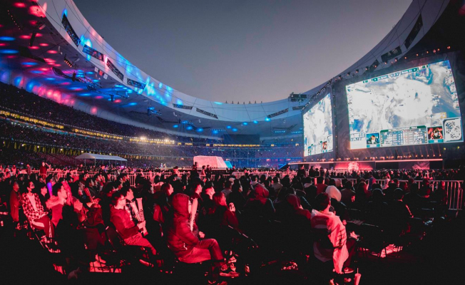 The Three Biggest Esports In The World