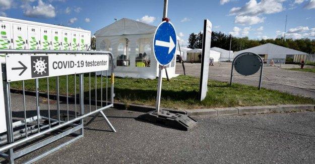 136 new coronasmittetilfælde in Denmark