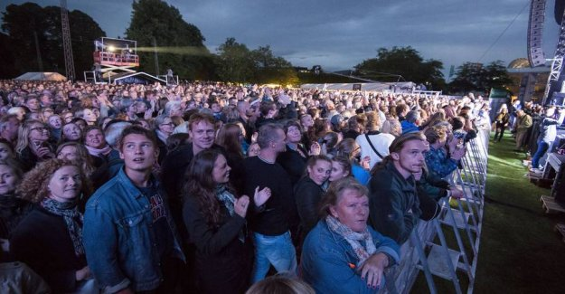 Aarhus Festival has been cancelled after growing infection