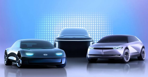 Automobile giant launches new electric car brand