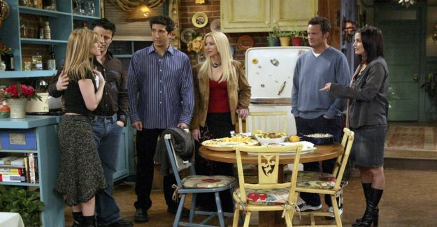 Bad news for Friends fans