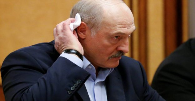 Belarus leader accuses Russia of being behind the plot before elections