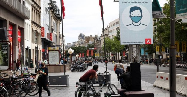 Belgium may be the next closed country for danes